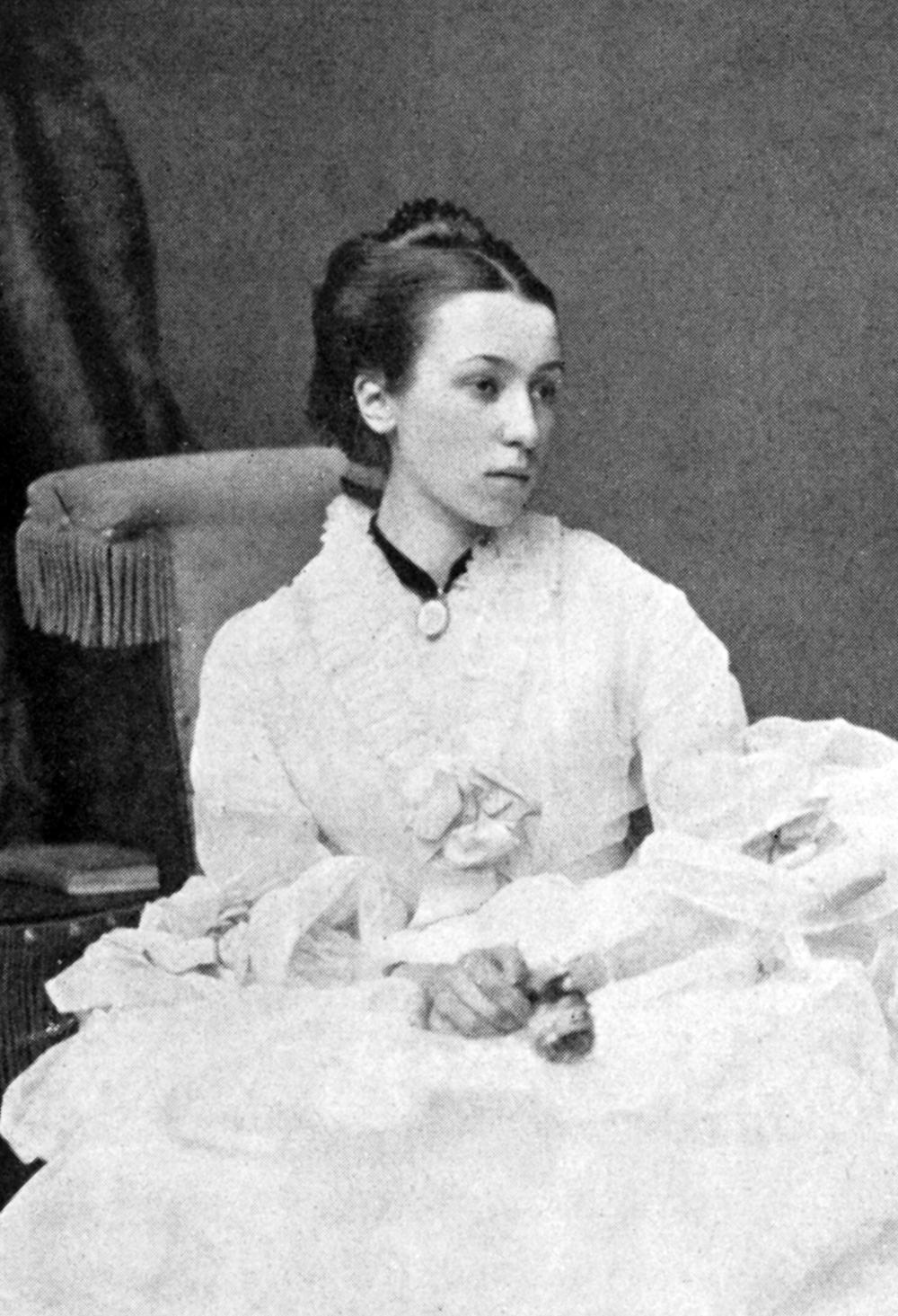Amy Richenda Darwin (née Ruck)