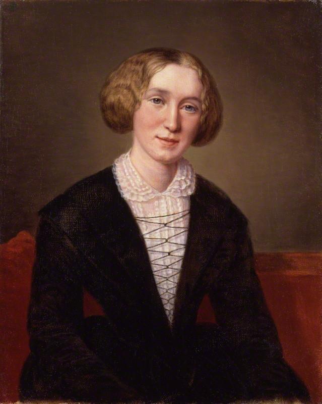 George Eliot (Mary Ann Evans)