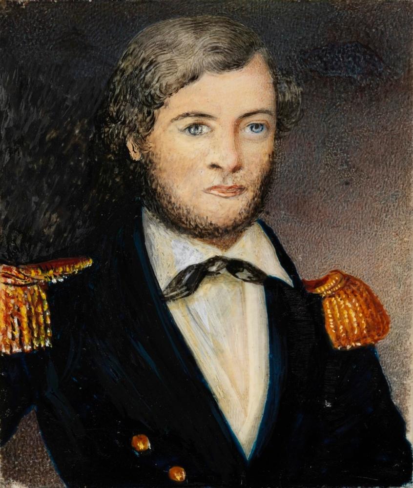 Captain John Lort Stokes c.1841