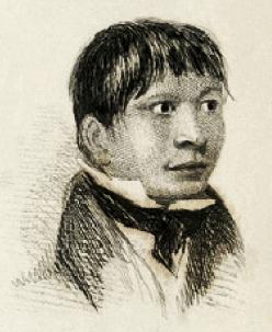 Jemmy Button in 1833