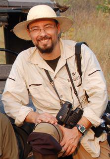 Mauro Galetti in Pantanal