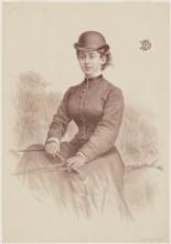 Lady Florence Caroline Dixie (née Douglas)