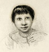 Fuegia Basket in 1833